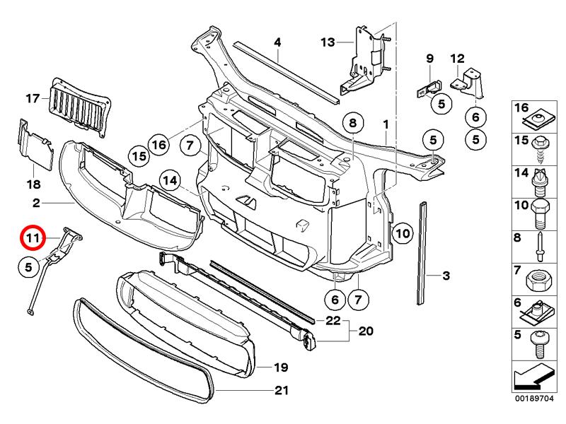 E46 Rear Suspension