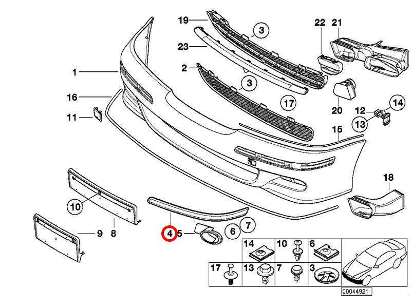 2001 Bmw 740il Body Kit