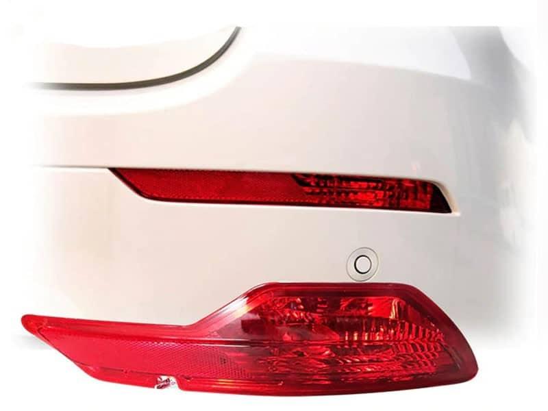 genuine bmw  63147187220  rear bumper reflector  u2013 right