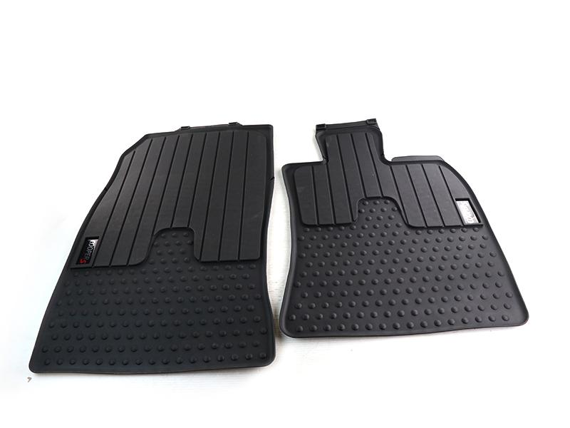 MINI COOPER S all Weather Floor Mats Front R55 R56 R57 R58 R59 RHD 51472243917